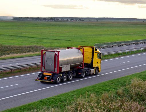 transporte de produtos quimicos